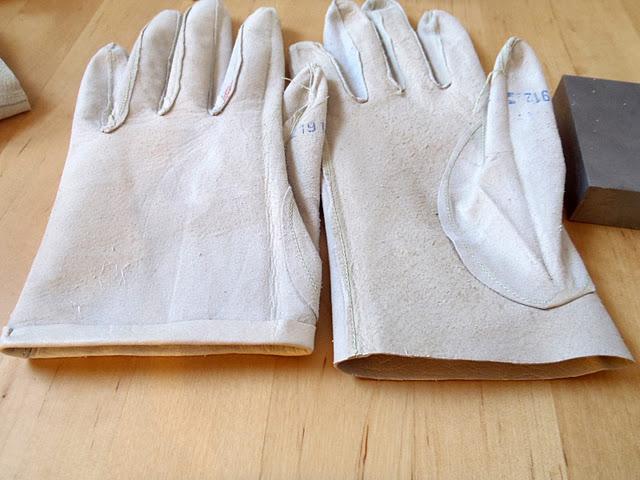 Длины перчатки своими руками 675