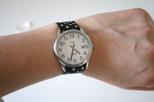 Подиум для наручных часов своими руками
