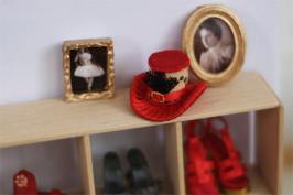 шляпка для куклы