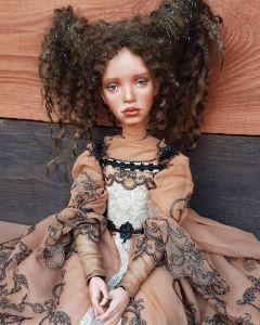 Кукла Натальи Ворожко